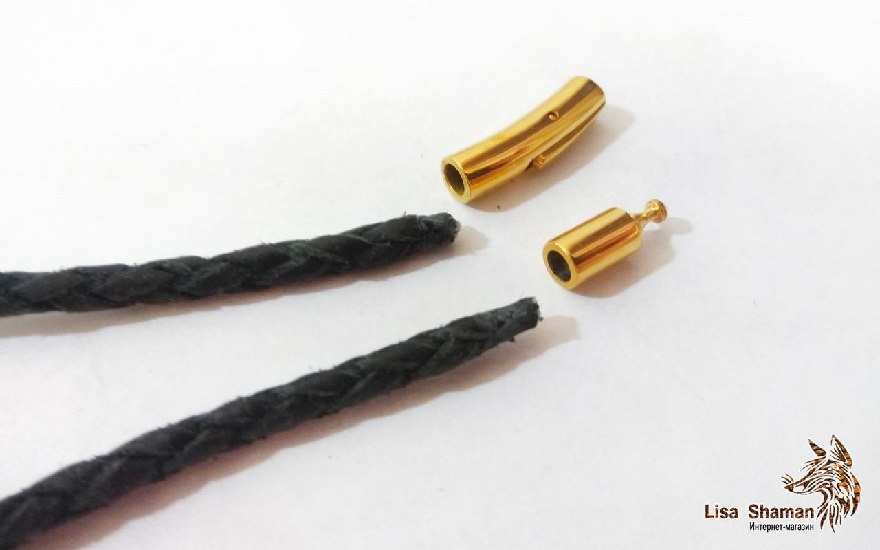Как размягчить кожаный шнурок на шею